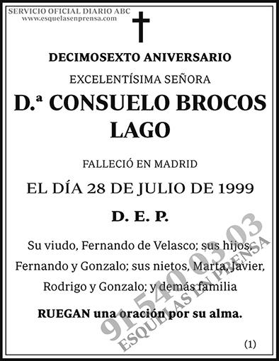 Consuelo Brocos Lago